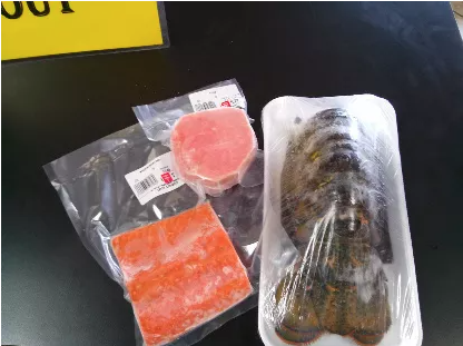 Fresh Packaged Seafood